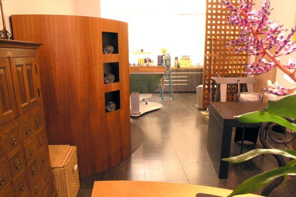 Goldschmiede Schmelzpunkt | Blick vom Beratungsraum in die Werkstatt